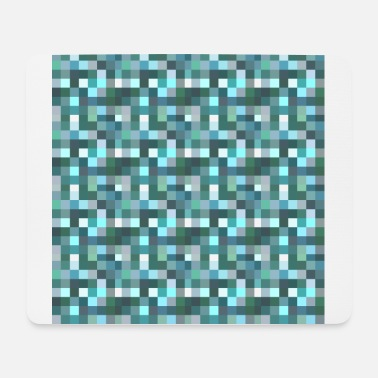 Pixel pixelated - Mouse Pad