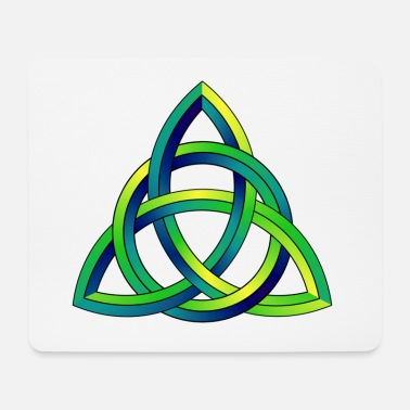 Celtic Knot Celtic Knot Celtic Knot - Mouse Pad