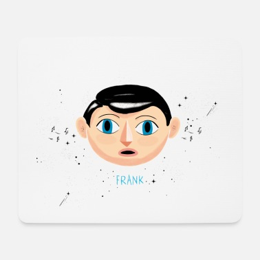 Frank frank - Mouse Pad