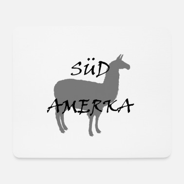South America South America - Mouse Pad