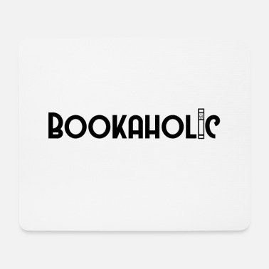 Book Children 0290 Bookaholic - Mouse Pad