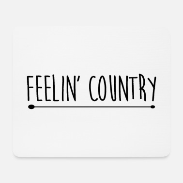Country Country - Mouse Pad