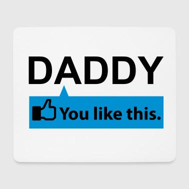 dad - Mouse Pad (horizontal)