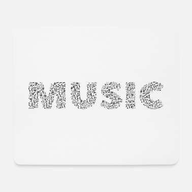 Music Music notes - Mouse Pad