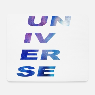 Universe Universe in Universe - Mouse Pad