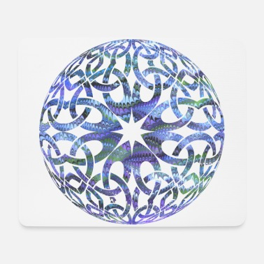 Celtic knot 18 e 103 - Mouse Pad