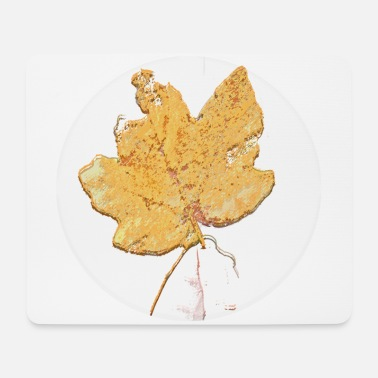 Leaf Maple Leaf Maple Leaf Leaf Leaves Herfst Herfst - Muismat