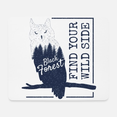 Black Forest Leible Black Forest - Mouse Pad