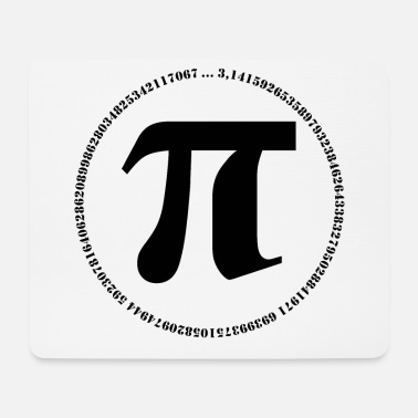 Pi pi - gift idea - Mouse Pad