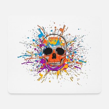 Trend TREND SKULL - Tappetino per mouse (orizzontale)