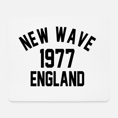 New Wave New Wave 1977 England - Mousepad
