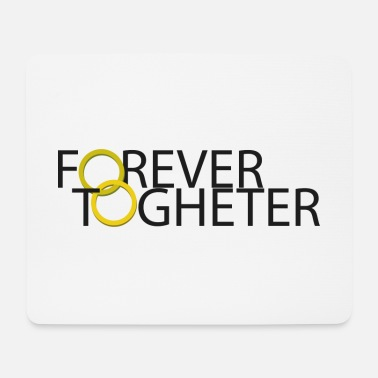 Bliss Forever Togheter (wedding contest) - Mouse Pad