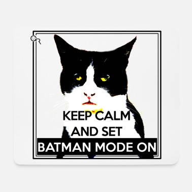 Keep Calm keep calm - Tappetino per mouse (orizzontale)