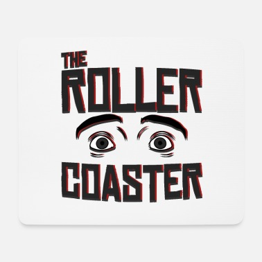 Fun Fair Roller Coaster Rummel Fair Adrenalin Fun Gift - Mouse Pad