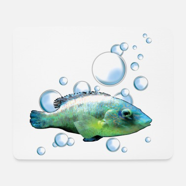 Under Water Under water - Mouse Pad