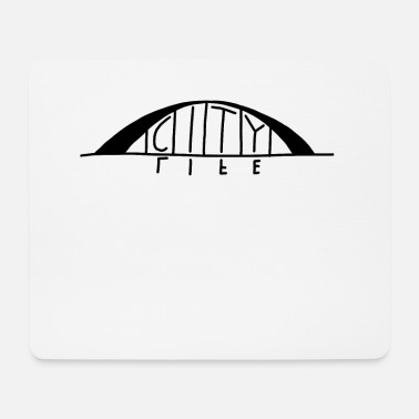 Stadt Stadt - Mousepad
