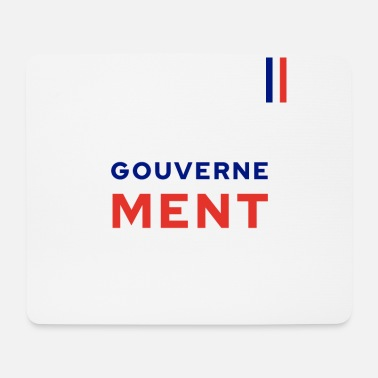 Government Governs MENT - Mouse Pad