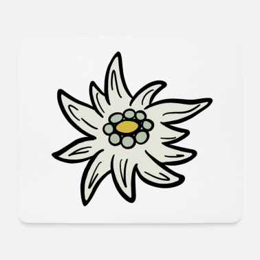 edelweiss - Mouse Pad