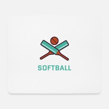 Softball Softball - Muismat