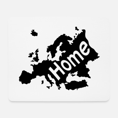 Carte Europe - Europe - Tapis de souris
