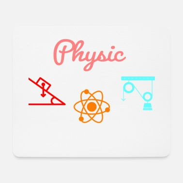 Physics physics - Mouse Pad