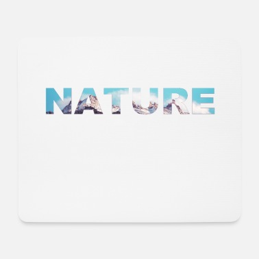 Nature Nature nature mountains - Mouse Pad