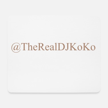 @TheRealDJKoKo Collection - Mouse Pad