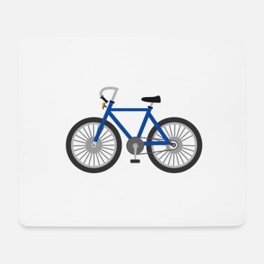 Bicycling Bicycle Bicycle Design - Mouse Pad