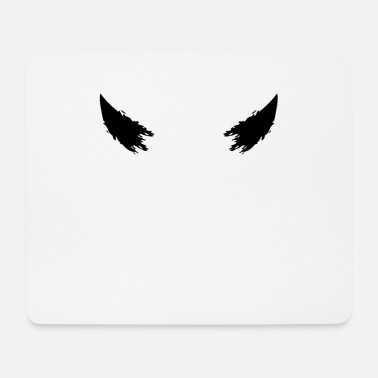 Horns Devil horns horns - Mouse Pad