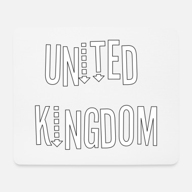 United United Kingdom - Mousepad