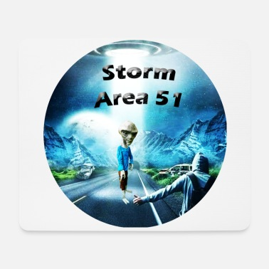 Storm Shadow Storm Area51 - Mouse Pad
