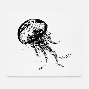 Jellyfish jellyfish - Mouse Pad