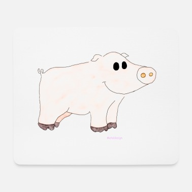 Pig Pig / Pig - Mouse Pad