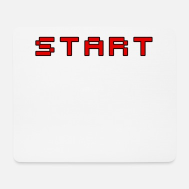 Start Start - Mousepad