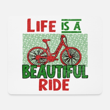 Cycling Bike Cycling Bike Bicycle Cycling Cycling - Mouse Pad