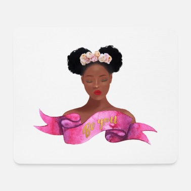 Be you - Mouse Pad