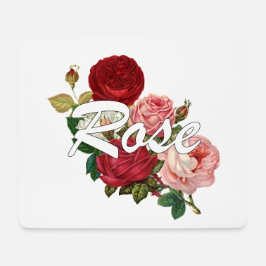 Rose Rose roses - Mouse Pad