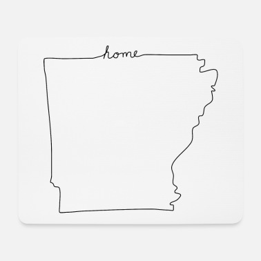 Arkansas ARKANSAS Home - Mousepad