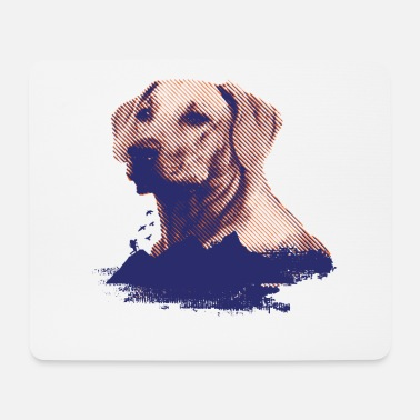 Dog Owner Dog, dog, dog owner - Mouse Pad