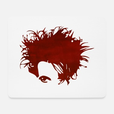 New Wave New Wave Hero Red Gothic - Mousepad