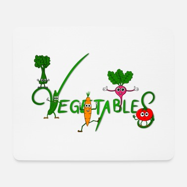 Vegetable Vegetables - vegetables - Mouse Pad