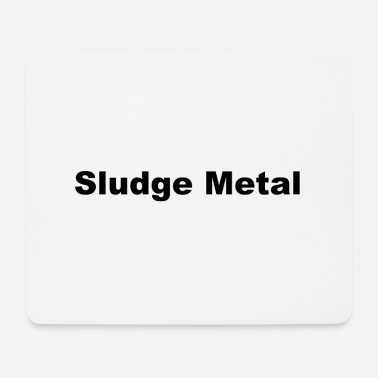 Stagediving Sludge Metal / black - Tapis de souris