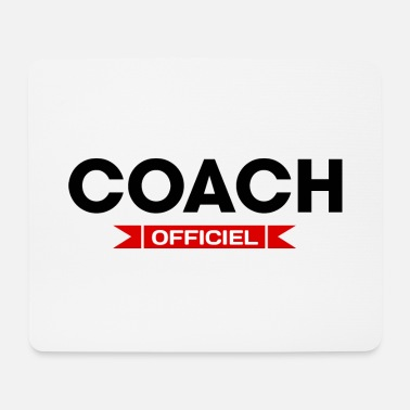 Coach officiel - Tapis de souris