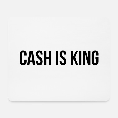 Cash Cash is King - Muismat