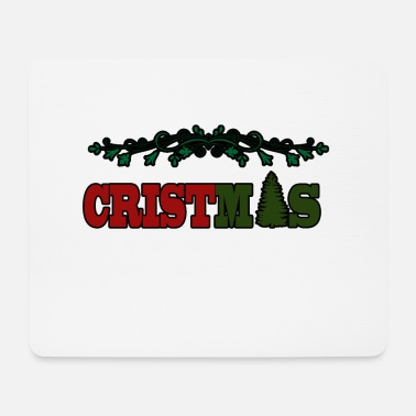 Christmas Christmas Christmas Christmas Christmas - Mouse Pad