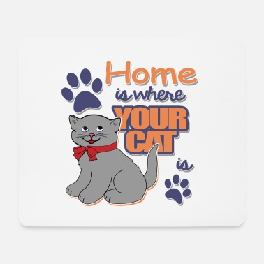 Animal De Compagnie chat animal de compagnie chat animal de compagnie - Tapis de souris