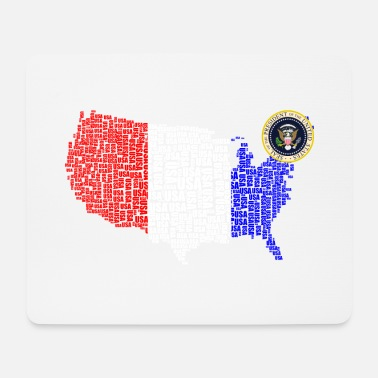 New Age USA New York 35 4 - Mousepad (bredformat)