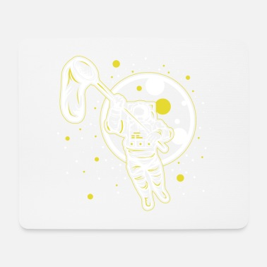 Astronomy Are You A Fan Of Astronomy? An Astronaut Dreamer? - Mouse Pad