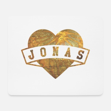 First Name Jonah - Mouse Pad