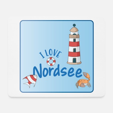 North Sea North Sea - Mouse Pad